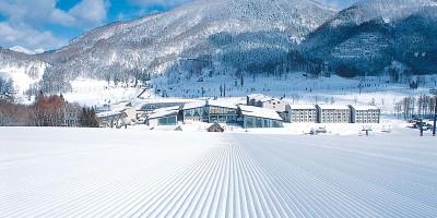 会員制リゾートホテルを拠点に、気軽にスノーリゾートしませんか?