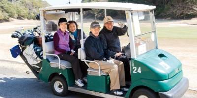 ゴルフを通じて笑顔の輪が広がる!ハーヴェストクラブのゴルフコンペとは?