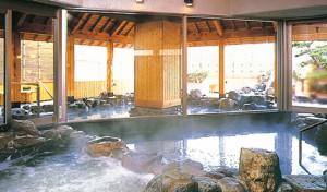 温泉スパハウス「鹿山の湯」