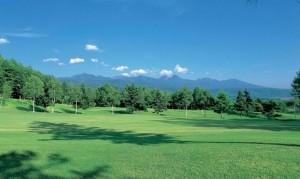蓼科東急ゴルフコース