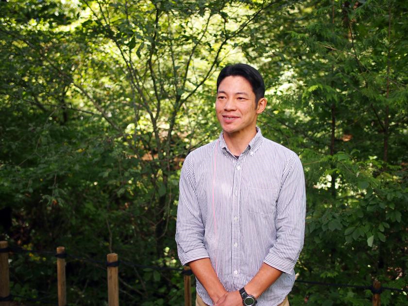 """""""本物""""と""""自然""""にあふれる軽井沢に魅了され、東京から移住した堀江博幸さん"""