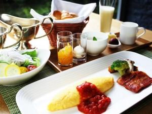 日本料理「一游(いちゆう)」 - 洋風朝食膳