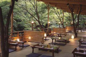 しょうざんリゾート京都「溪涼床」