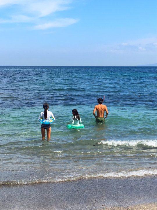 海の中の地形すら覚えてしまっています。