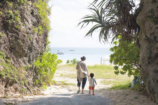 自分らしい暮らし、の大切な要素のひとつが家族との時間をもつこと。