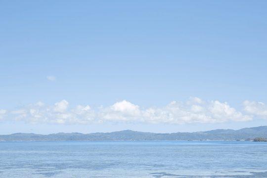 移住先に選んだのは、うつくしい海が身近な沖縄