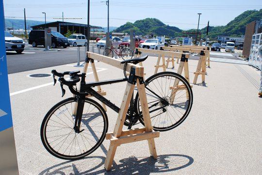 東京五輪効果⁉県内外から多くのサイクリストが来るようになった。