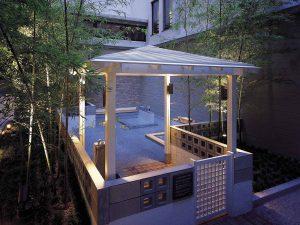 HVC-箱根甲子園-ペットの足湯