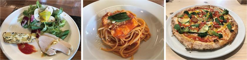 八ヶ岳山麓で、こんなにおいしいイタリアンが食べられるなんて本当に幸せです。