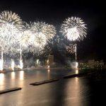 熱海サンビーチの花火大会