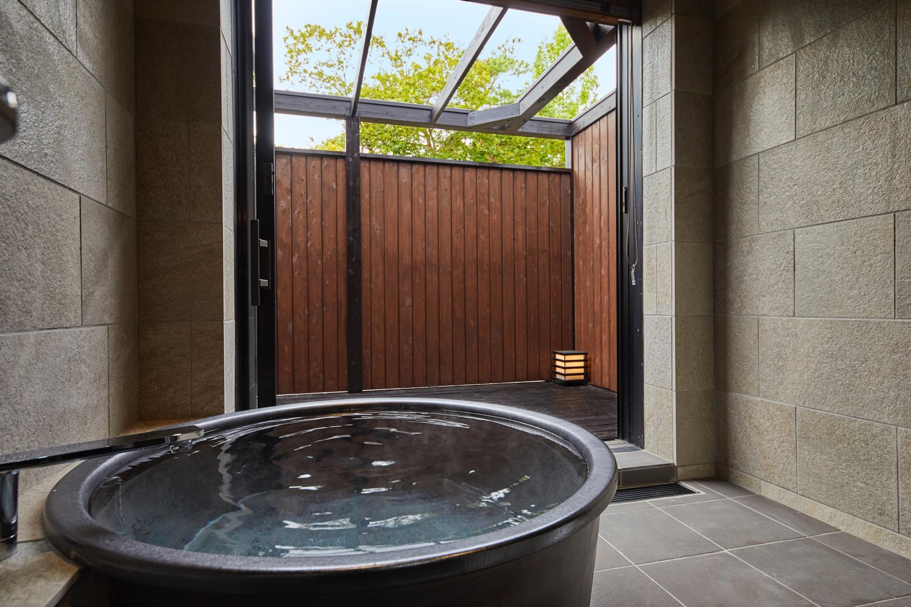 那須Retreat-お風呂
