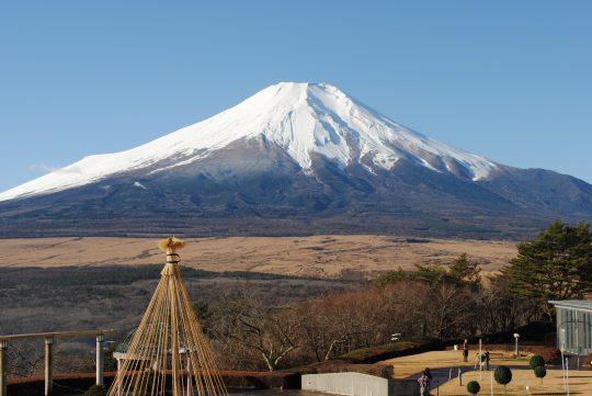 東急ハーヴェストクラブ山中湖マウント富士から眺める富士山