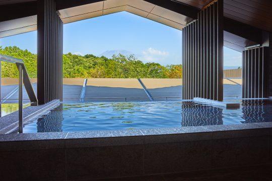 東急ハーヴェストクラブ軽井沢&VIALAの露天風呂