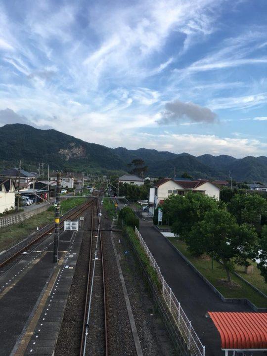 ローカル線の駅は、なぜこうも魅力的なんだろう