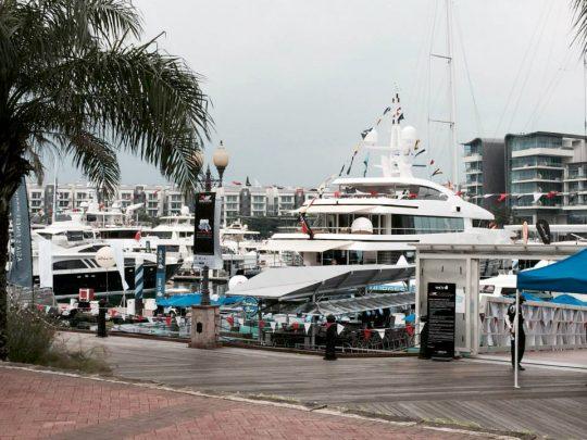 SG Yacht Shaw