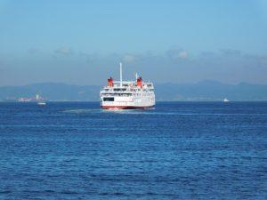 (東京湾フェリーでしばしの船旅を※写真はイメージ)