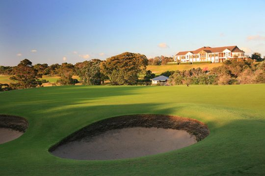 写真提供:New South Wales Golf Club