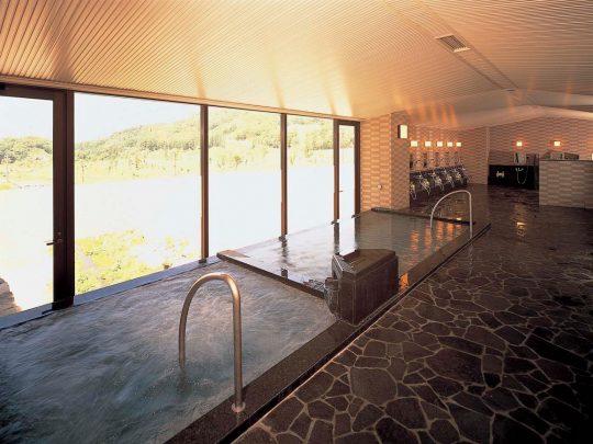 東急ハーヴェストクラブ斑尾の温泉大浴場