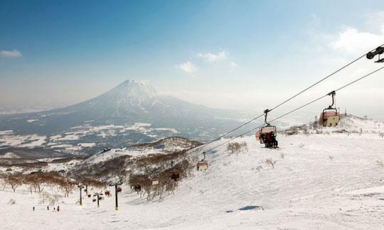 ニセコ ビレッジ スキー リゾート