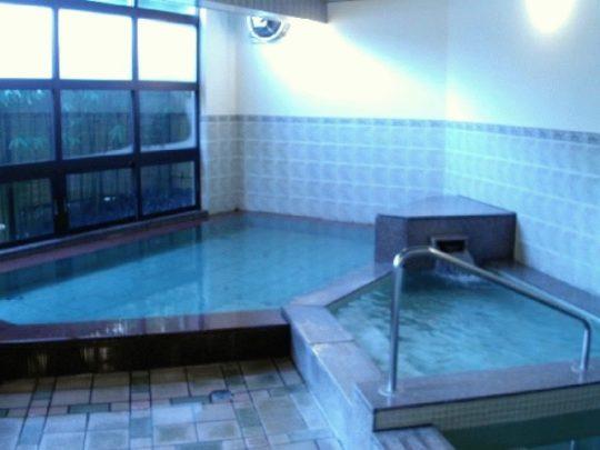 熱海シティヴィラ咲見町の温泉大浴場