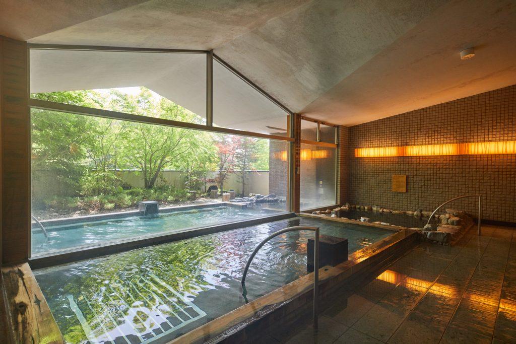 旧軽井沢大浴場