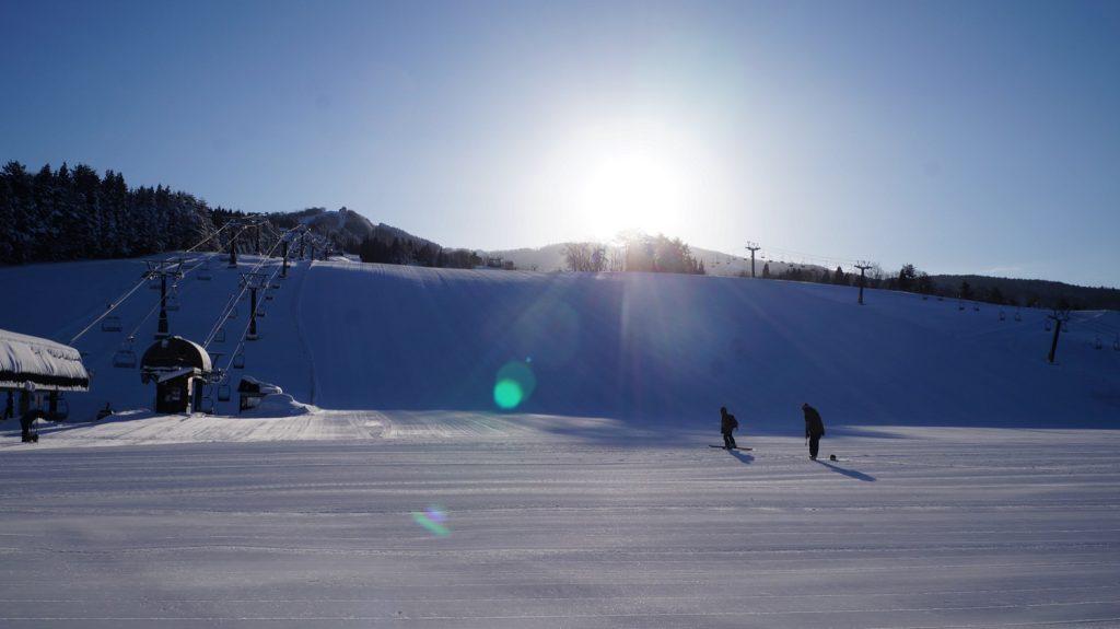 スキージャム勝山スキーシーズン