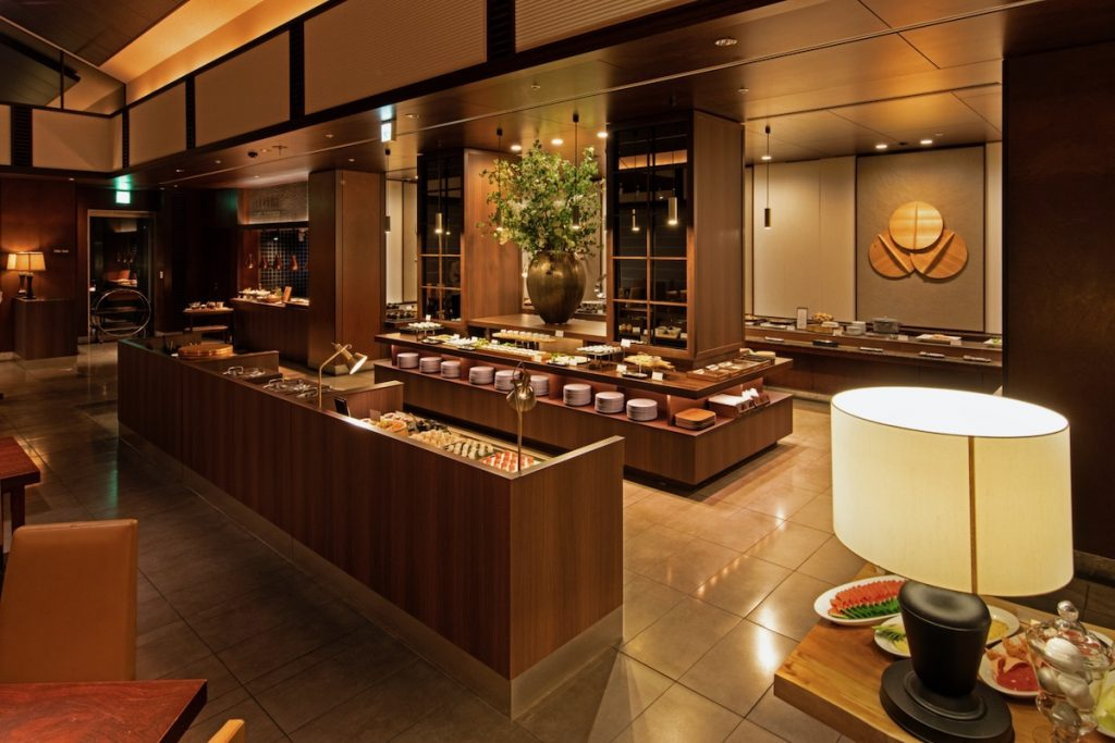 東急ハーヴェストクラブ那須のカジュアルレストラン「grand-Buffetみのり〜fruttare〜」