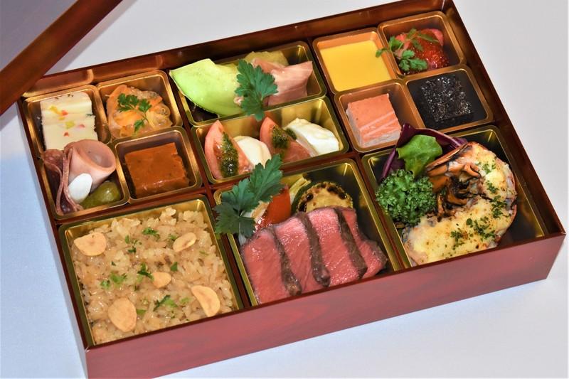 お部屋食(有馬六彩夕食(洋食))