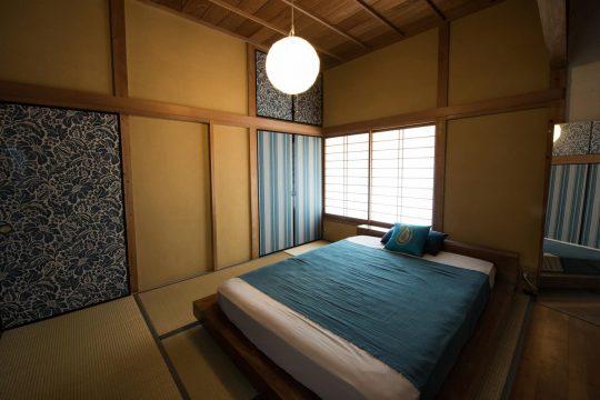 こういうホスピタリティ溢れる部屋をつくるんだなあ!と驚きました。豆腐と同じで丁寧な仕事です。